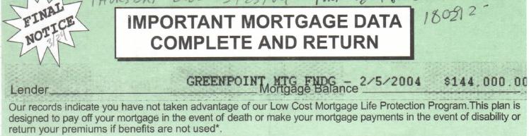 mortgage insurance protection Bellevue WA
